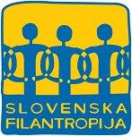 Logotip Slovenska filantropija